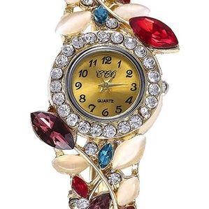 Accessories - Womens luxury diamond and jeweled watch